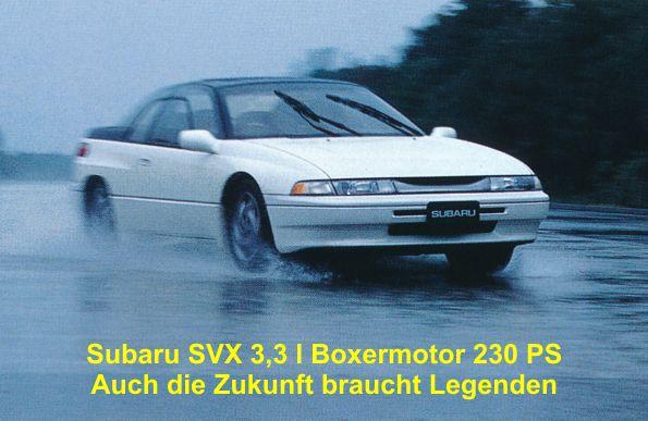 Subaru SVX Club